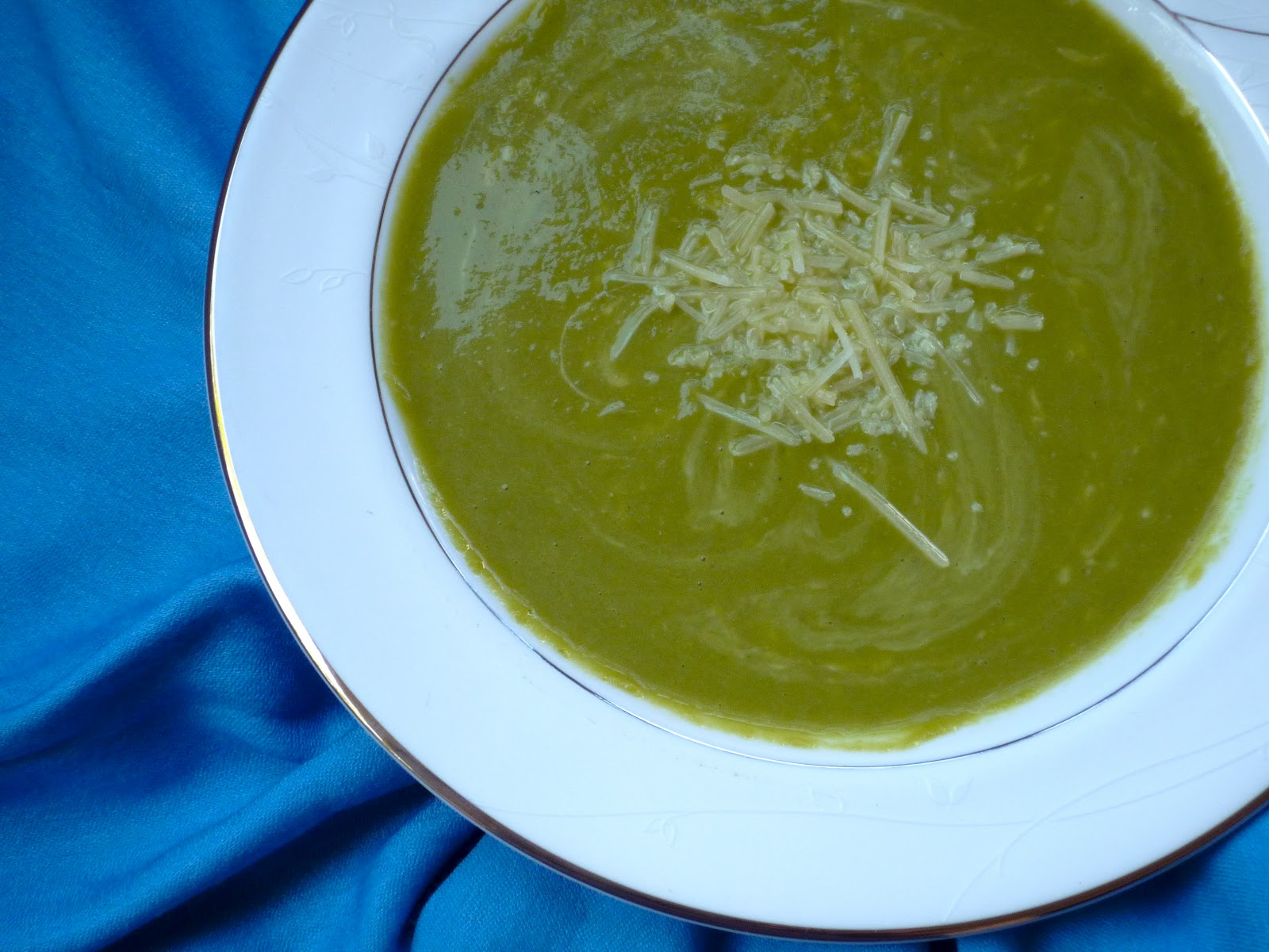 Will it Blend?: Fresh Asparagus Soup