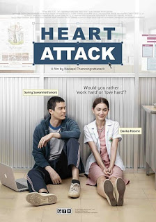Sinopsis Film Heart Attack