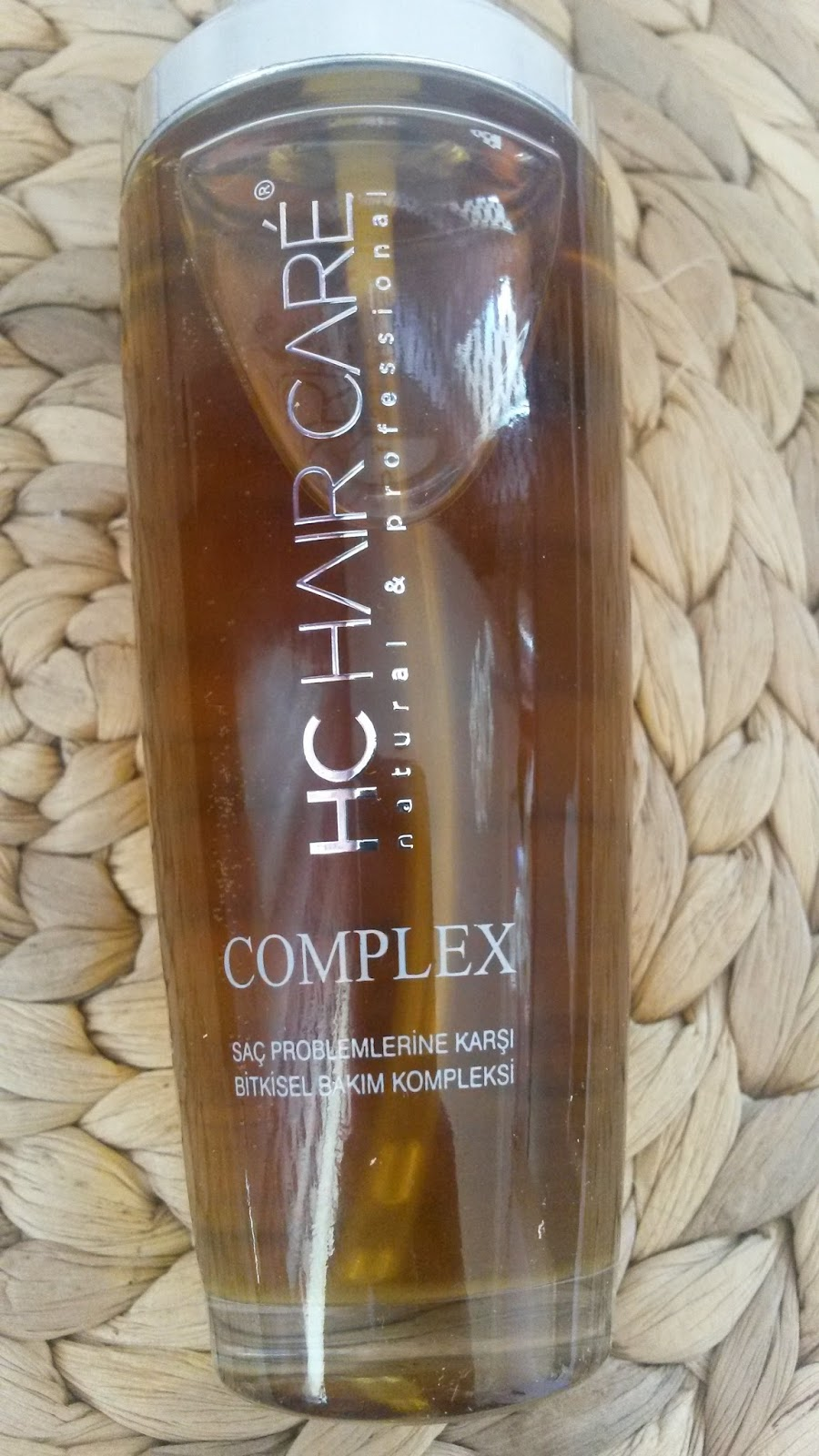 hc hair care bitkisel complex