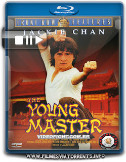O Jovem Mestre do Kung Fu Torrent - BluRay Rip 720p Dublado