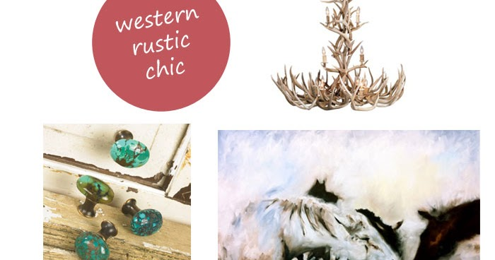 Refresheddesigns Find It Friday Western Chic Decor