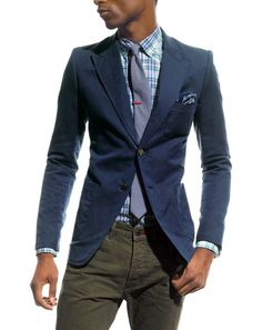 Rounding Out Your Look- The Pocket Square