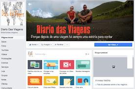 -Diário das Viagens no Facebook: