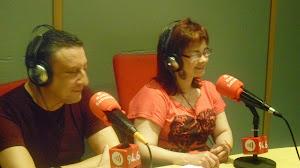 Entrevista en Radio Sabadell
