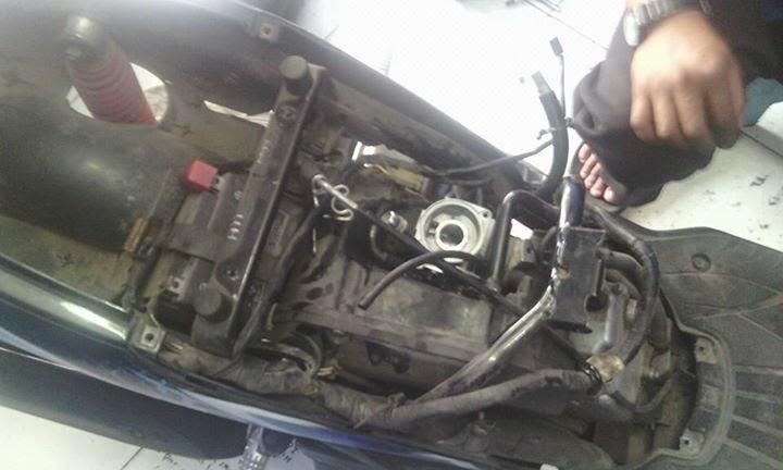 servis karburator