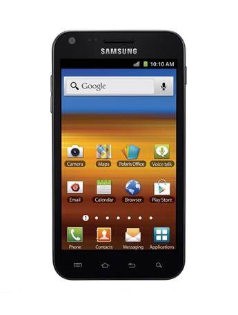 Galaxy SII: CDMA Android Smartphone | Seputar Dunia Ponsel dan HP