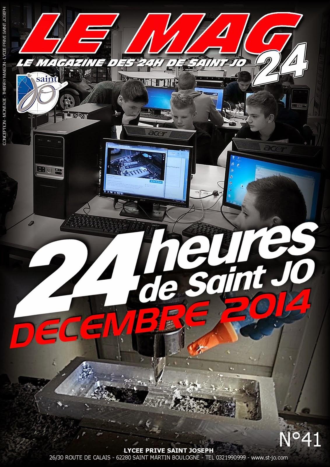 MAG24 - DECEMBRE 2014
