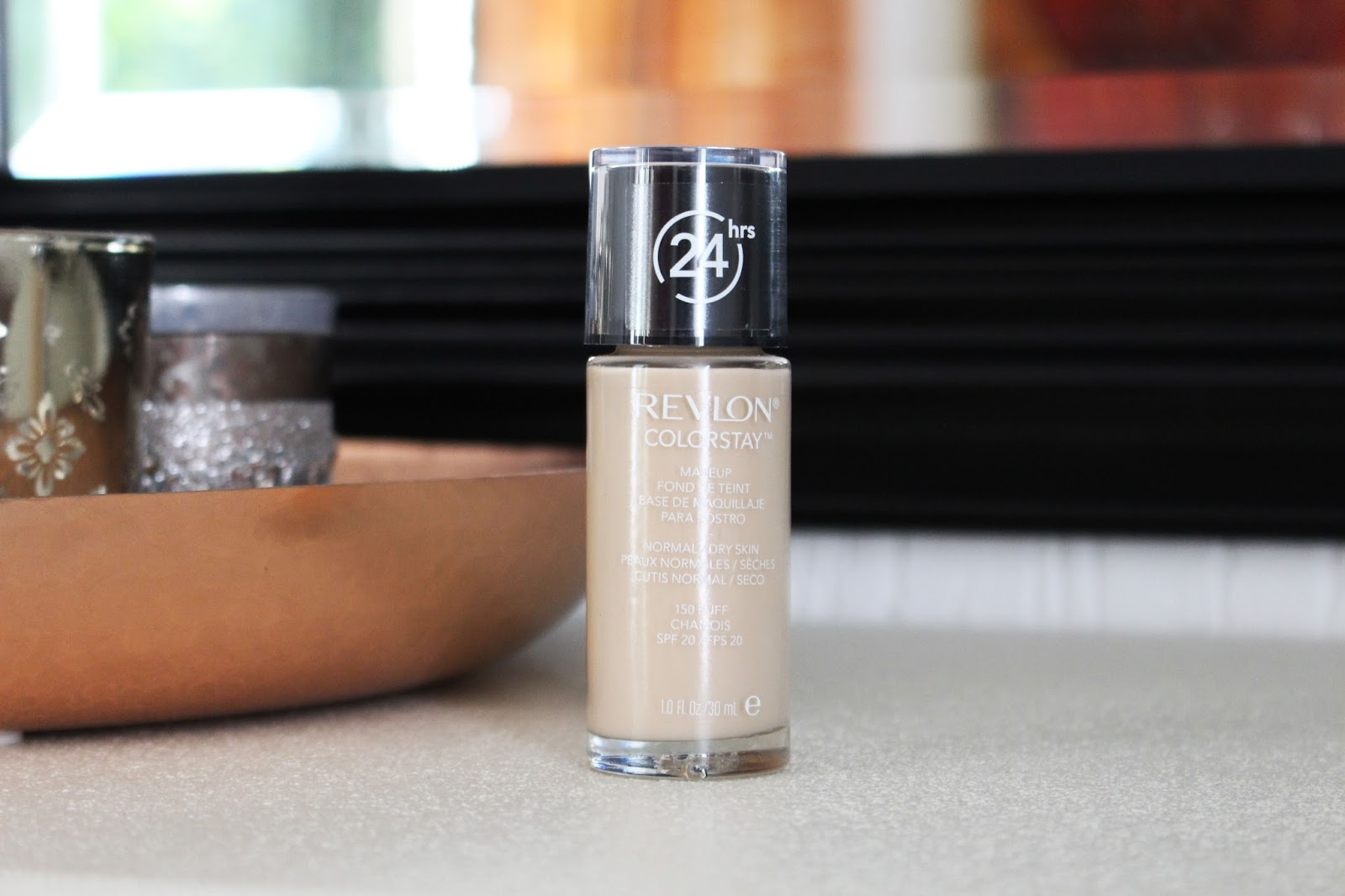 Miss Cocoblue The Revlon Colorstay Foundation Foundations
