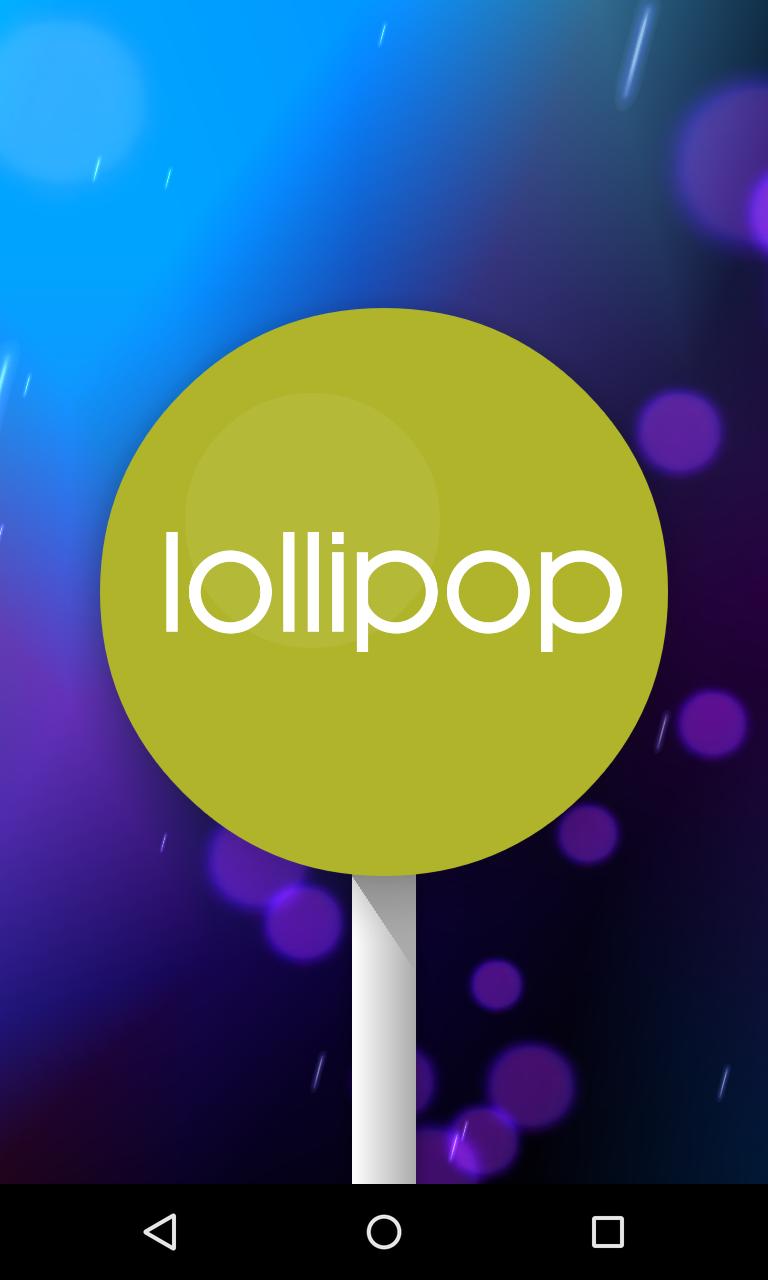 Imagen de la nueva versión de Android