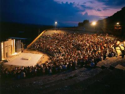 Κόπηκε στο ΚΑΣ η συναυλία Νταλάρα, Βιτάλη και Γλυκερίας στους Φιλίππους