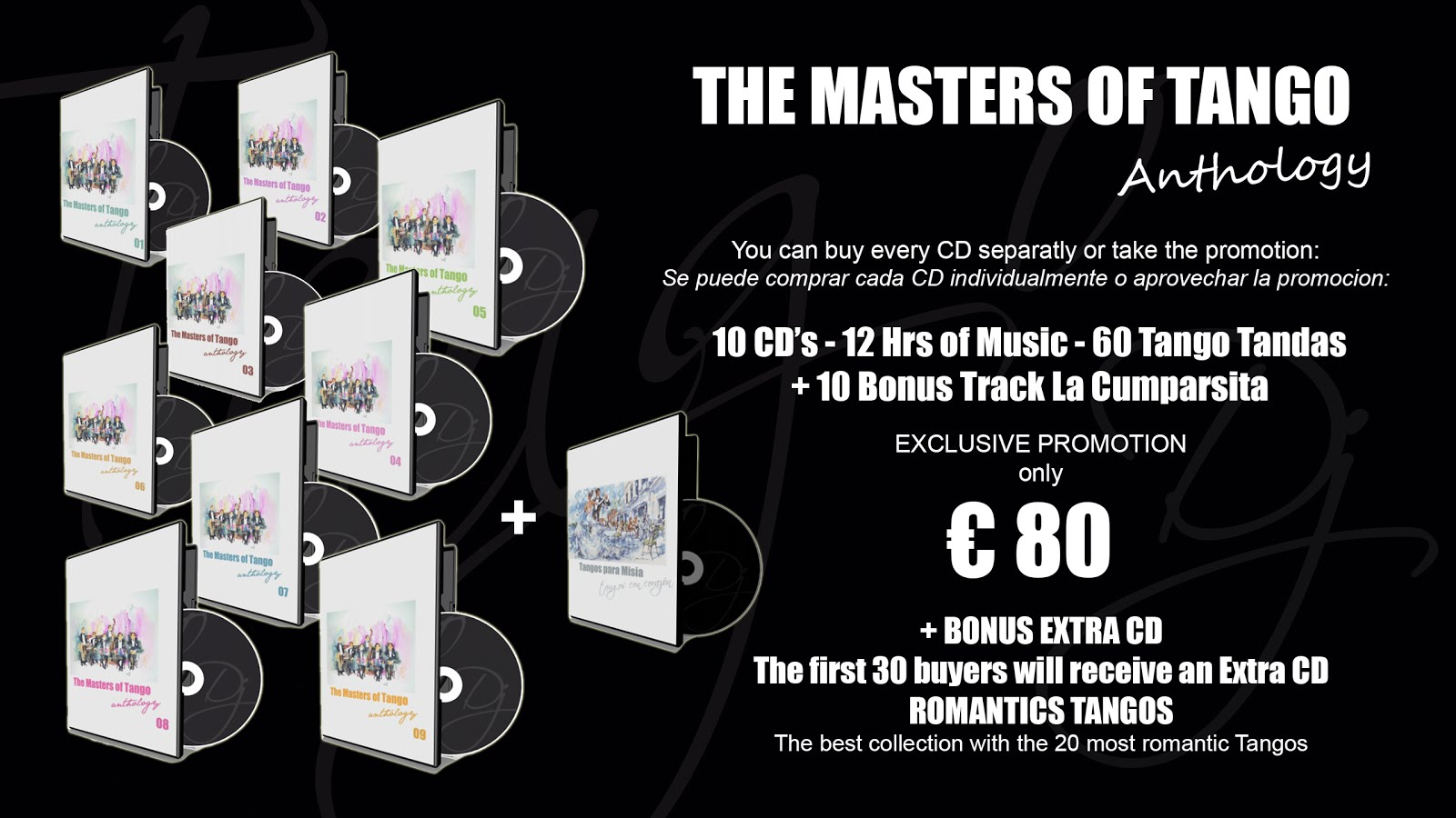 Masters of Tango - Collection