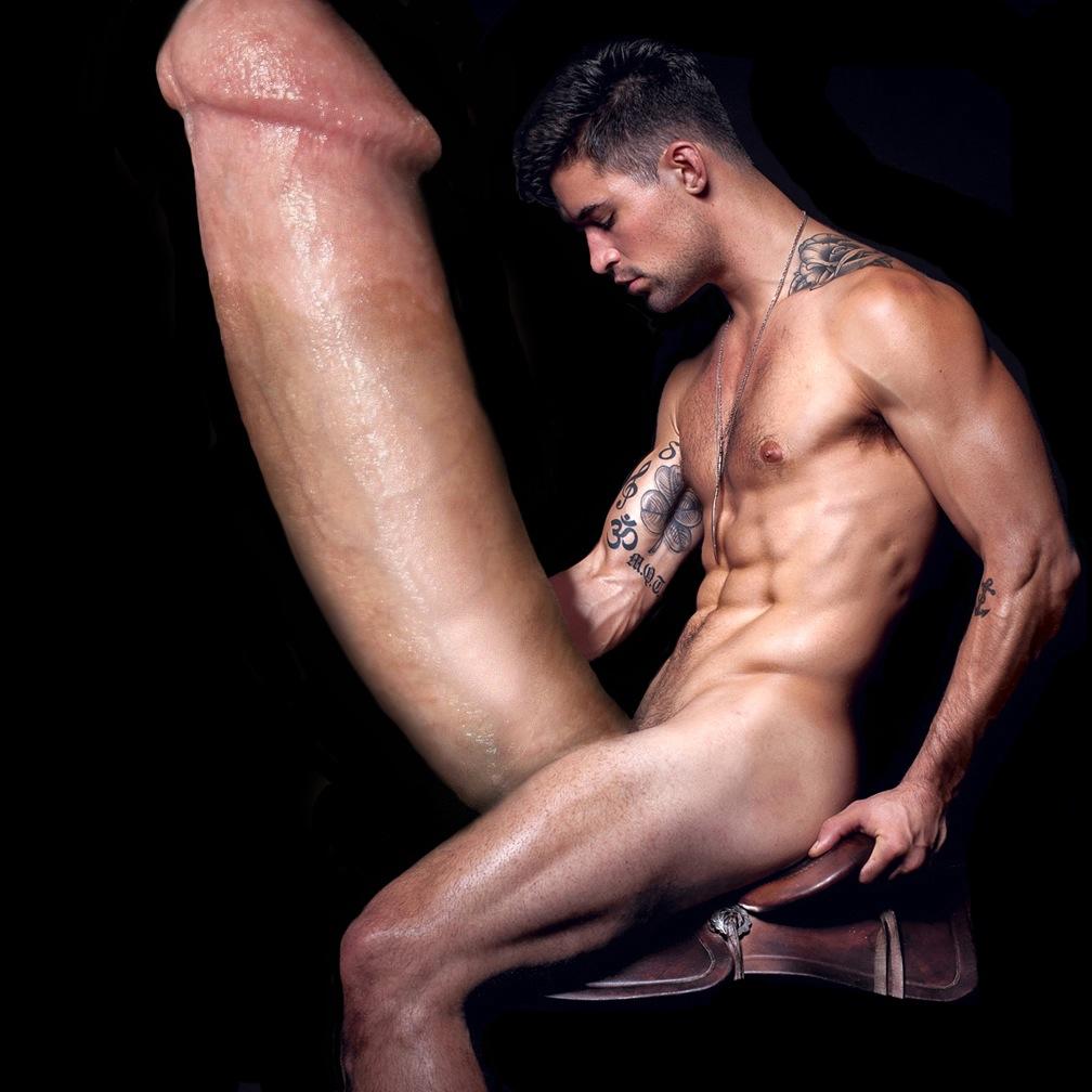 Longest dick Naked