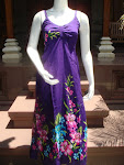Dress Nazel Panjang