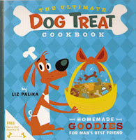 Cover of Dog treat cookbook