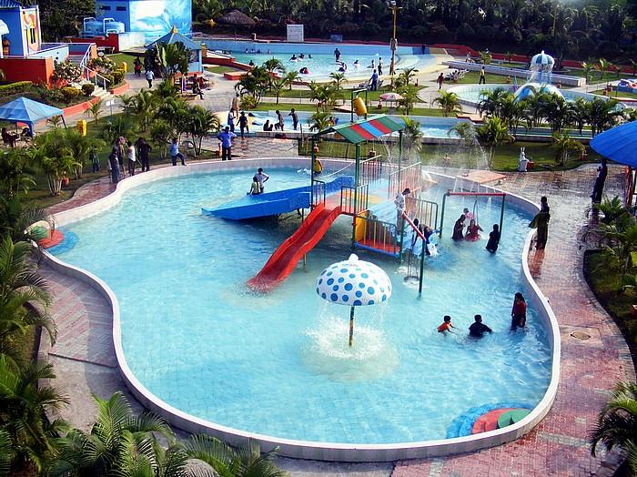 Ghurnayoman Ghora Fera Amusement Park In Bangladesh