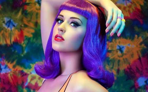 los maquillajes mas espectaculares de katy perry en sus videoclips