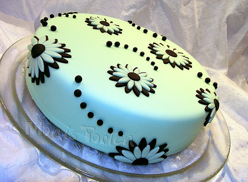 Simple Cake Decorating Ideas Beginners : The Dessert Diary: September 2012