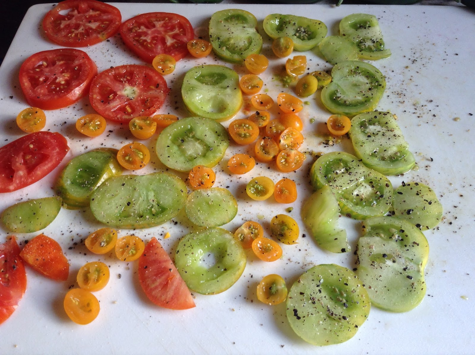 Southern Green Living: Summer Vegetable Gratin