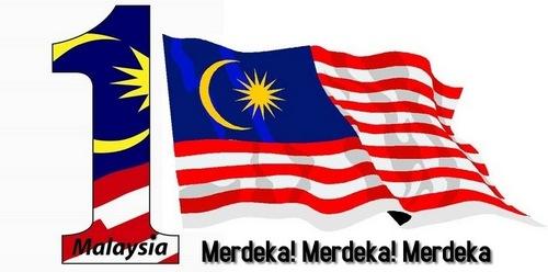 Selamat menyambut kemerdekaan Malaysia ke -55 drp Premium Beautiful Hasbiharun dan Adibahkarimah