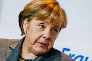 Angela Merkel – the person of the year .