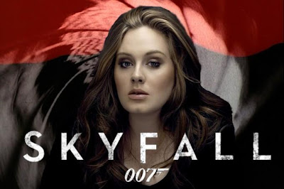Adele Skyfall James Bond Song 007