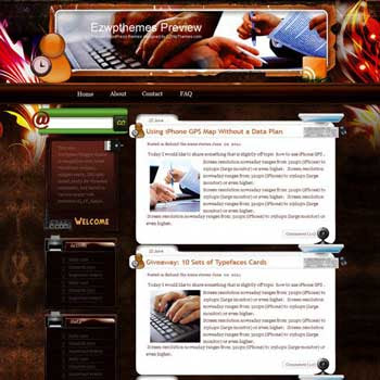 Service For You blogger template. free blogspot template download. download free blog blogger template.