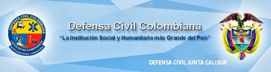 Defensa Civil Calisur