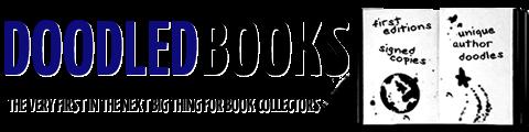 Doodled Books - Rare Book Alerts