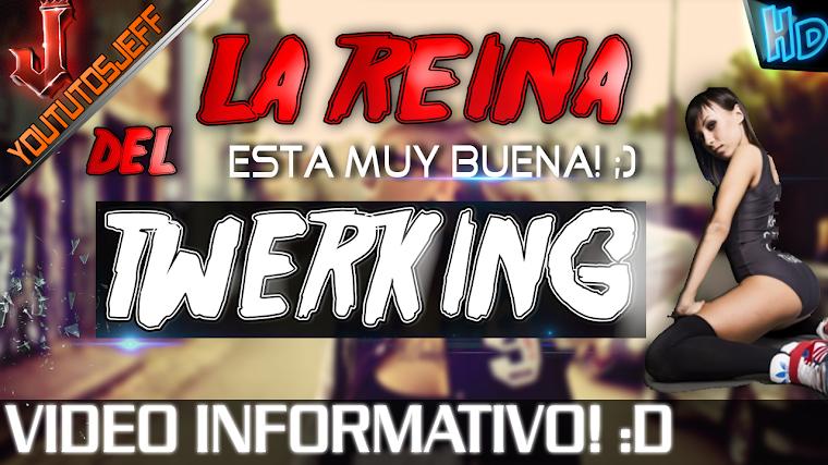 LA REINA DEL TWERKING EN INTERNET | 2015