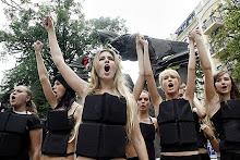 Patriarchy? FEMEN!