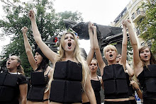 Patriarchy? FEMEN.ORG!