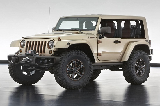 Wrangler Flattop