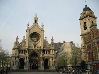 Santa Catalina de Bruselas