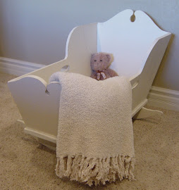 Vintage Cradle (SOLD)