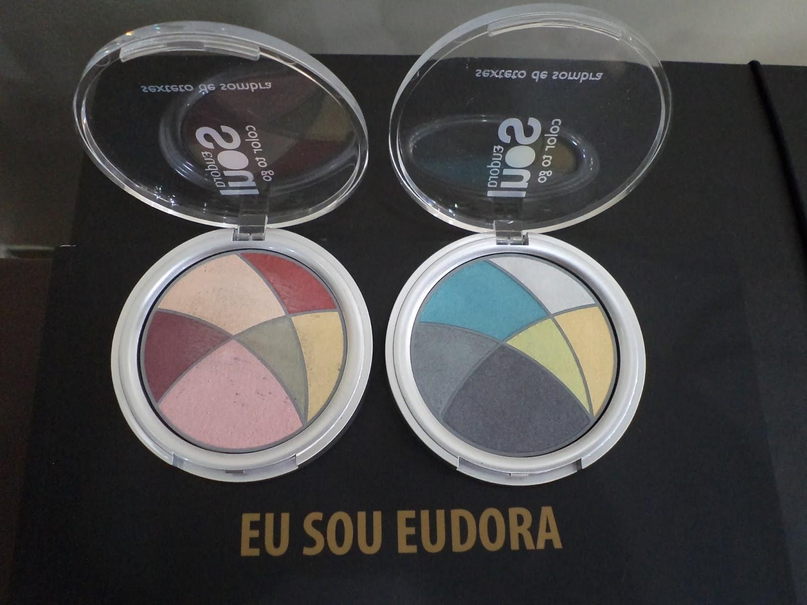BLOG DA JU (MODA & COSMÉTICOS) : Premiére de Eudora - 20/04/13