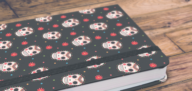 Sugar Skull Pattern Book