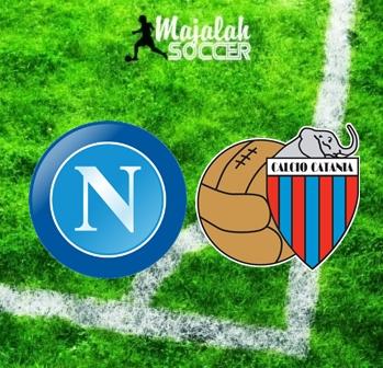 Napoli vs Catania- Prediksi Bola Majalah Soccer