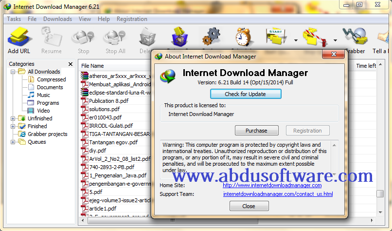 Download IDM 6.12 Build 14 Final Terbaru Full Version