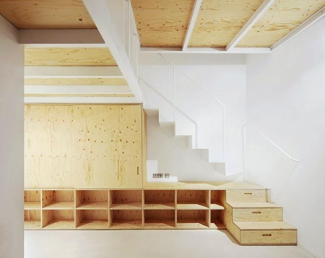 down stairs Modern interior designs