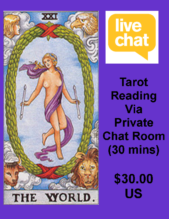 30 min chat reading - Read more about it