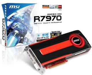 MSI HD 7970