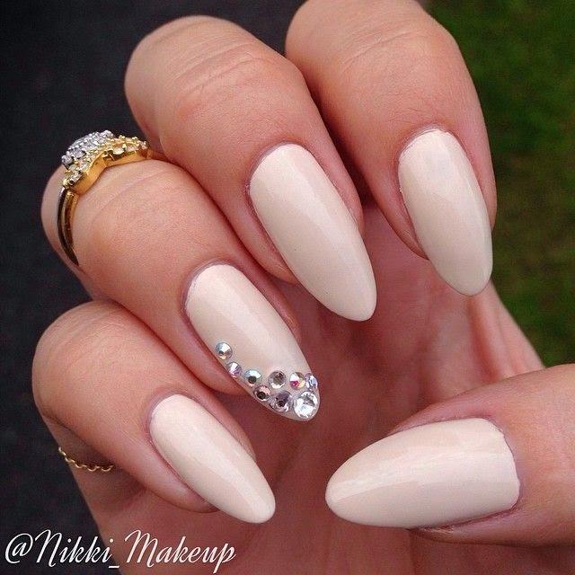 Christina Lisa Beauty: Summer Trend 2014: Oval Nails