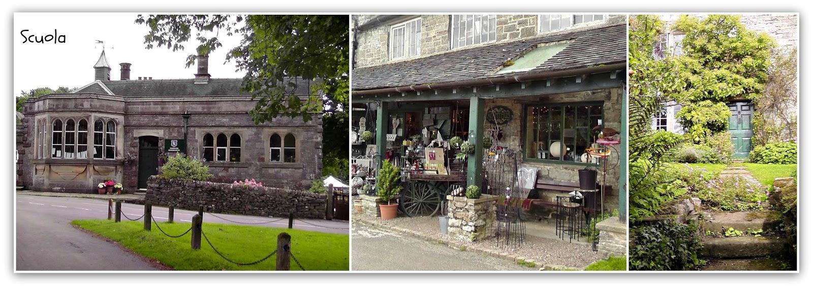 Dietro le cose il piccolo villaggio di tissington for Case alla ricerca di cottage