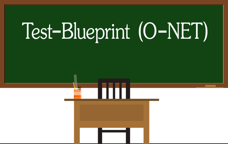 Test-Blueprint O-net