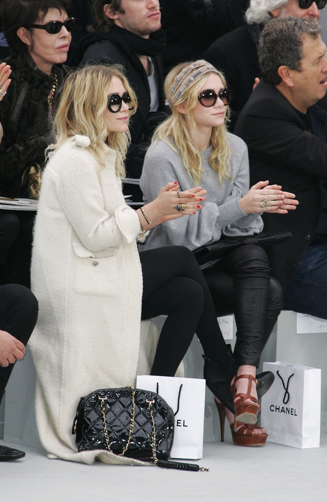 Celeb Diary Star Style Mary Kate Ashley Olsen