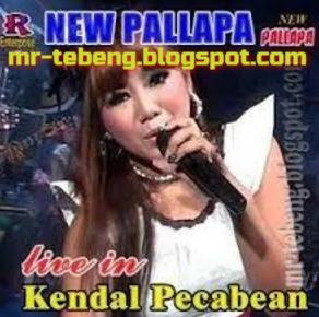 Album New Pallapa Live Kendal Pecabean