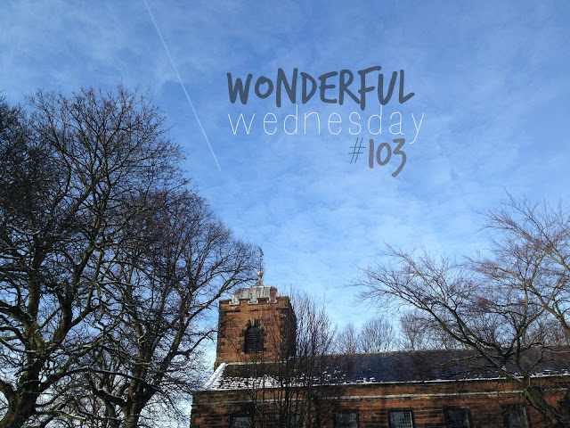 Wonderful Wednesday #103
