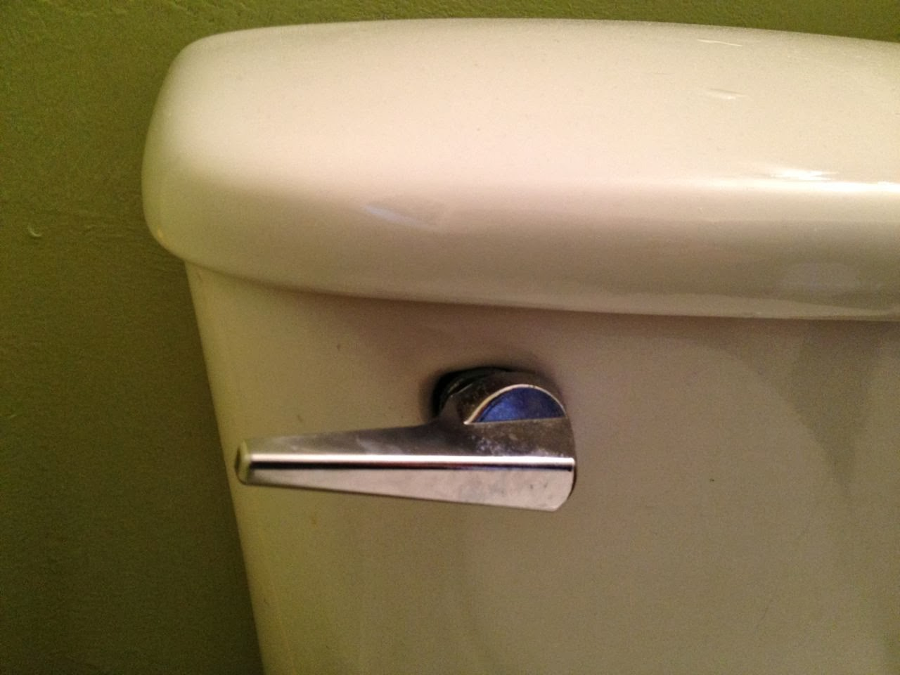 How To Replace A Toilet Flusher Handle John Fixes Stuff