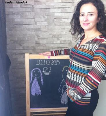 2. gebelikte 2. üç aylık dönem