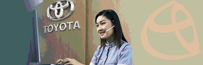 Customer Care Toyota